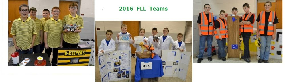 Orleans County 4-H Robotics